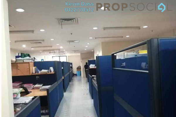 Office For Rent in Megan Avenue 1, KLCC Freehold semi_furnished 2R/2B 5.4k