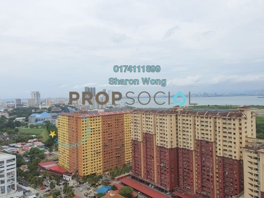 Condominium For Sale in Grace Residence, Jelutong Freehold Unfurnished 3R/3B 940k