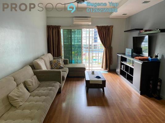 Condominium For Sale in Rosvilla, Segambut Freehold Fully Furnished 3R/2B 530k