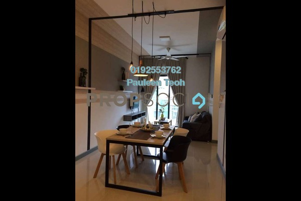 Condominium For Sale in South View, Bangsar South Freehold Fully Furnished 2R/2B 860k