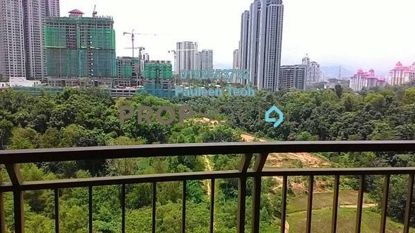 Serviced Residence For Sale in Windsor Tower, Sri Hartamas Freehold Fully Furnished 0R/1B 450k