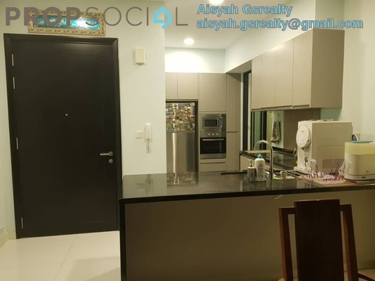 Condominium For Sale in 100 Residency, Setapak Freehold Semi Furnished 4R/3B 850k