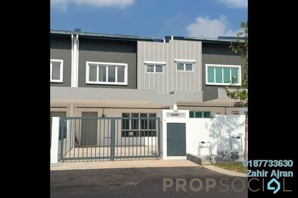 Terrace For Sale in Laman Haris @ Eco Grandeur, Puncak Alam Freehold unfurnished 4R/3B 455k