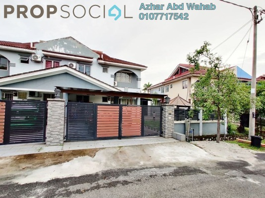 Semi-Detached For Sale in Taman Putra Perdana, Puchong Freehold Fully Furnished 4R/3B 530k