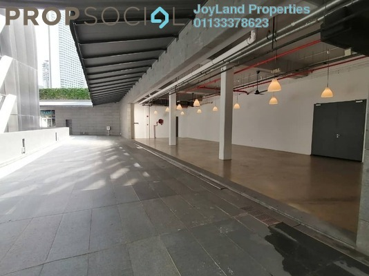Shop For Rent in Ilham Tower, KLCC Freehold Unfurnished 0R/0B 33.5k