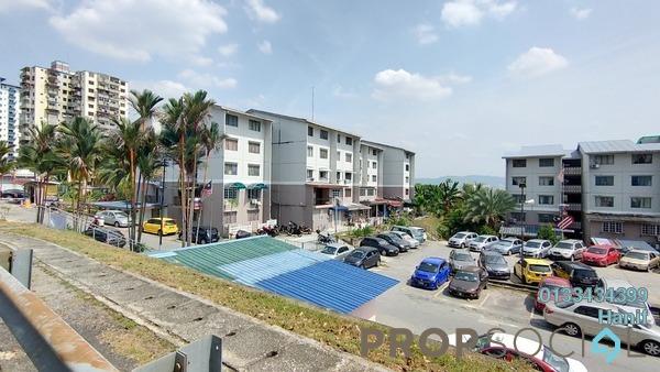 Apartment For Sale in Taman Setiawangsa, Setiawangsa Leasehold Unfurnished 2R/1B 175k