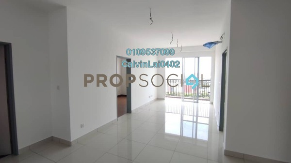 Serviced Residence For Rent in Pinnacle, Sri Petaling Freehold Fully Furnished 3R/3B 3k