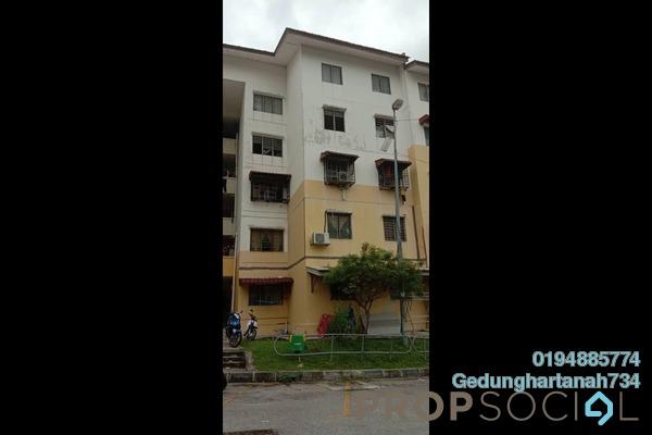 Apartment For Sale in Sri Meranti, Bandar Sri Damansara Freehold Unfurnished 3R/2B 160k