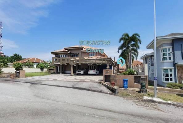 Bungalow For Sale in Kelab Golf Sultan Abdul Aziz Shah, Shah Alam Freehold Unfurnished 6R/6B 2.62m