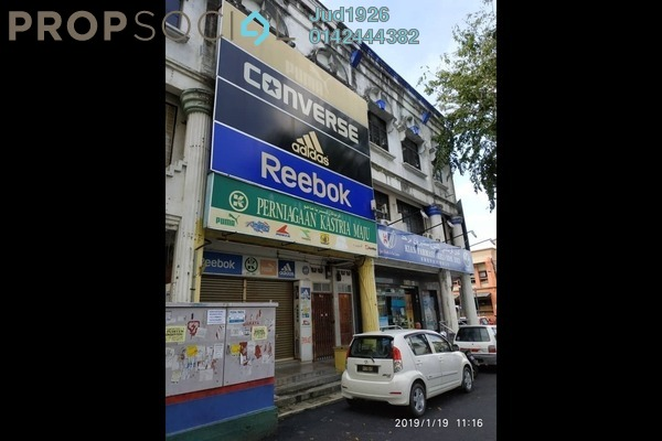 Shop For Rent in Jalan Pintu Pong, Bandar Kota Bharu Freehold unfurnished 0R/1B 4.5k