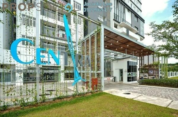 Serviced Residence For Sale in Centra Residences @ Nasa City, Johor Bahru Freehold Unfurnished 3R/2B 315k