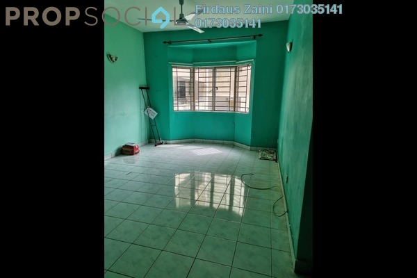 Apartment For Sale in Taman Mutiara Subang, Subang Freehold Unfurnished 3R/2B 260k