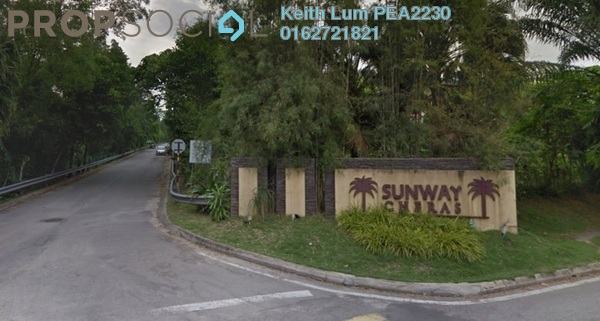 Terrace For Sale in Sunway Cheras, Batu 9 Cheras Freehold Semi Furnished 6R/4B 900k