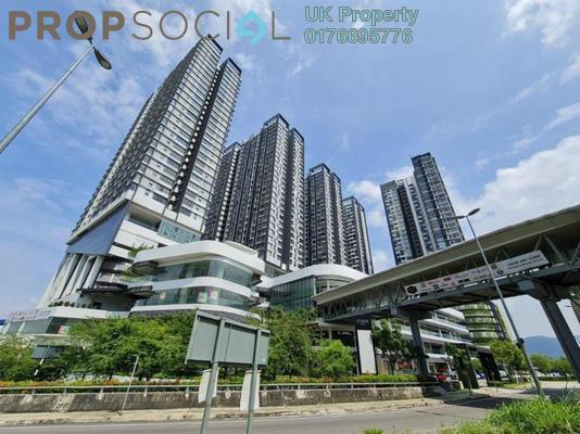 Condominium For Rent in D'Sara Sentral, Sungai Buloh Freehold Semi Furnished 2R/2B 1k