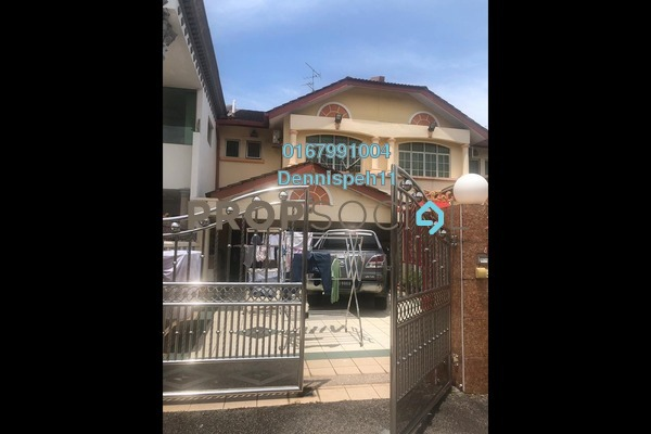 Terrace For Sale in Bandar Seri Alam, Masai Freehold Unfurnished 4R/3B 450k