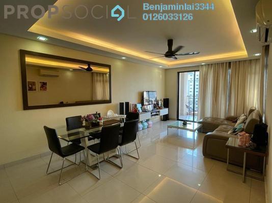 Condominium For Sale in Sri Putramas II, Dutamas Freehold Semi Furnished 3R/2B 530k
