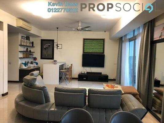 Serviced Residence For Sale in Hampshire Residences, KLCC Freehold semi_furnished 3R/3B 2.35m