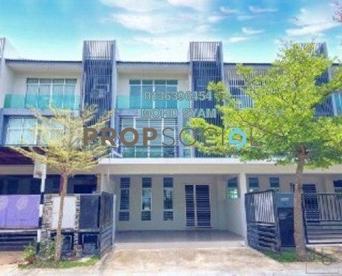 Terrace For Sale in Bangi Avenue, Kajang Freehold Semi Furnished 7R/7B 669k