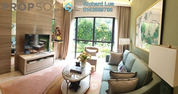 Serviced Residence For Sale in Agile, Bukit Bintang Freehold Semi Furnished 2R/1B 940k