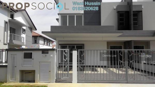 Semi-Detached For Sale in Setia Impian, Setia Alam Freehold Unfurnished 5R/4B 1.45m