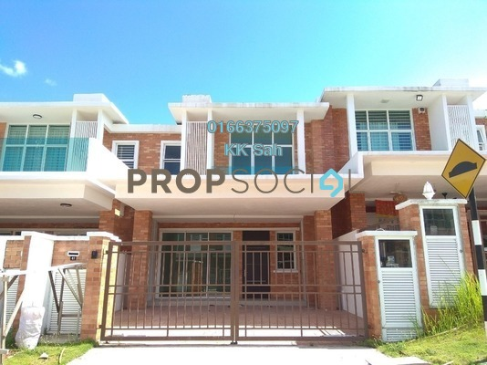 Superlink For Rent in Goodview Heights, Kajang Freehold Semi Furnished 5R/5B 1.6k