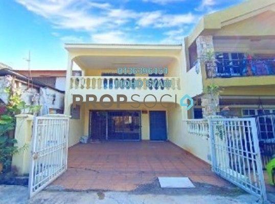 Terrace For Sale in Taman Rakan, Bandar Sungai Long Freehold Unfurnished 3R/3B 438k