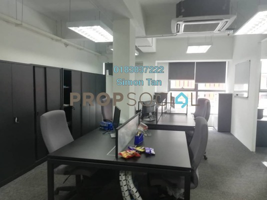 Office For Rent in Sunway Velocity, Cheras Freehold fully_furnished 0R/0B 16k