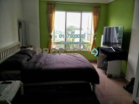 SoHo/Studio For Sale in Megan Ambassy, Ampang Hilir Freehold fully_furnished 0R/1B 345k