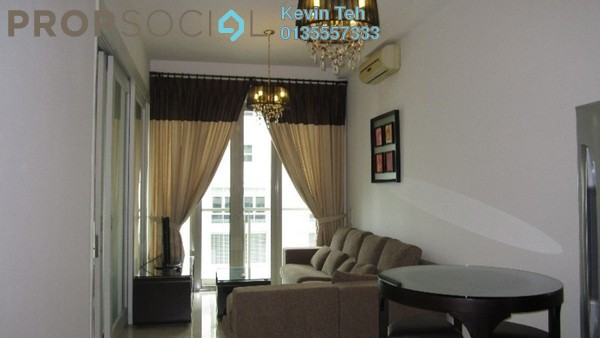 Condominium For Rent in Marc Service Residence, KLCC Freehold fully_furnished 1R/1B 2.8k