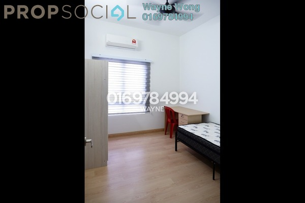 Condominium For Rent in The Olive, Sunsuria City Freehold Fully Furnished 1R/1B 650translationmissing:en.pricing.unit