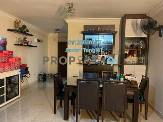 Condominium For Sale in Casa Prima, Kepong Leasehold Fully Furnished 3R/2B 460k