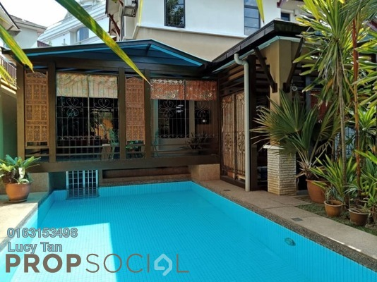Semi-Detached For Sale in Taman Yarl, Old Klang Road Freehold Semi Furnished 3R/3B 3m