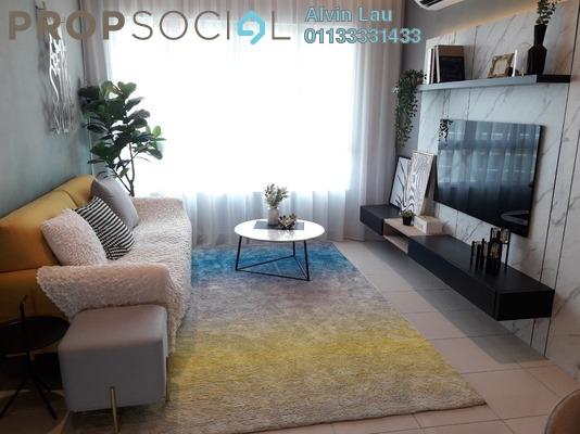 Condominium For Sale in Seksyen 15, Bangi Freehold semi_furnished 4R/2B 370k
