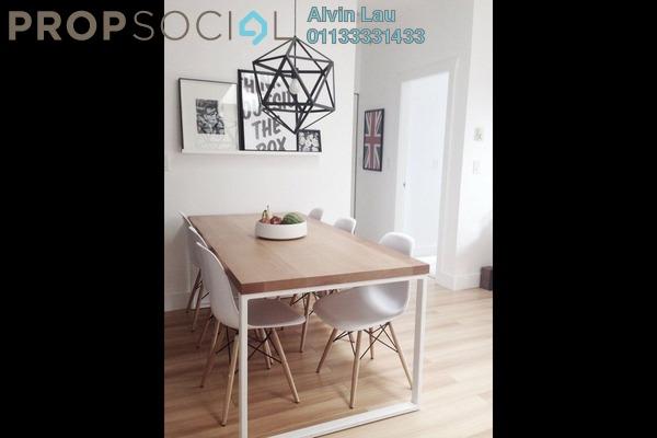 Condominium For Sale in Seksyen 15, Bangi Freehold semi_furnished 2R/1B 270k