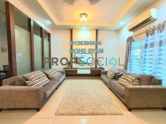 Terrace For Sale in BSP 21, Bandar Saujana Putra Freehold Semi Furnished 4R/3B 590k