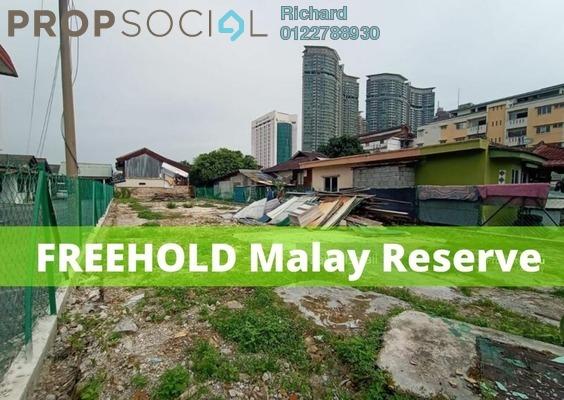 Land For Sale in Kampung Baru, KLCC Freehold Unfurnished 0R/0B 3.32m
