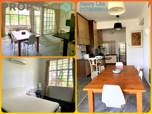 Condominium For Sale in Enau Court, Ampang Hilir Freehold fully_furnished 2R/1B 725k