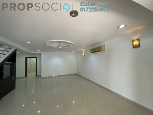 Terrace For Sale in Taman Meranti Jaya, Puchong Freehold Semi Furnished 4R/3B 938k