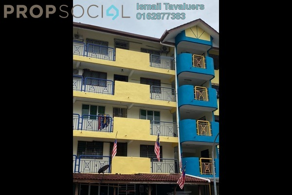 Apartment For Sale in Surian Industrial Park, Kota Damansara Freehold Semi Furnished 3R/2B 160k