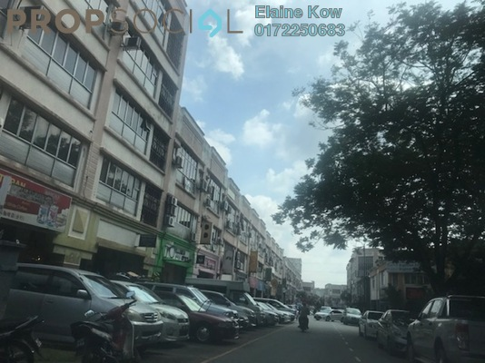 Shop For Sale in SunwayMas Commercial Centre, Kelana Jaya Freehold semi_furnished 0R/0B 950k