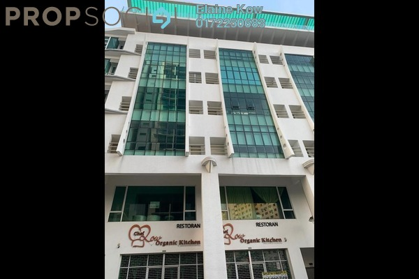 Shop For Sale in 10 Boulevard, Bandar Utama Freehold unfurnished 0R/0B 1.1m