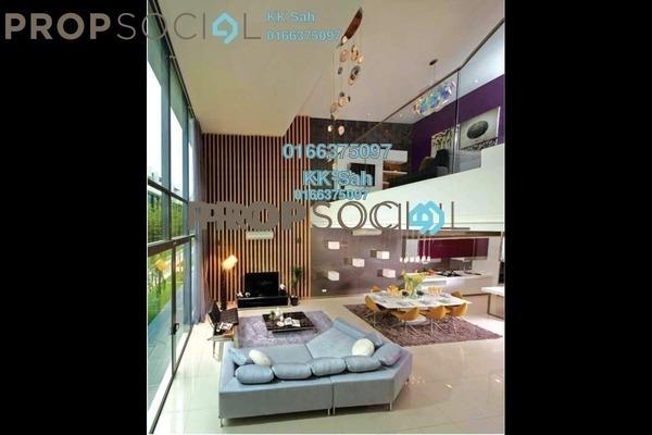 Villa For Sale in Bandar Nusaputra, Puchong Leasehold Semi Furnished 5R/5B 1.22m