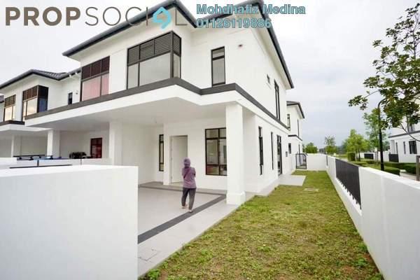 Terrace For Sale in Eco Grandeur, Puncak Alam Freehold unfurnished 3R/3B 630k