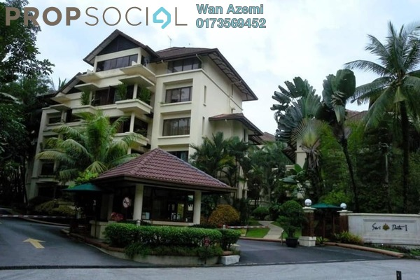 Condominium For Sale in Seri Duta I, Kenny Hills Freehold Fully Furnished 3R/2B 1.15m
