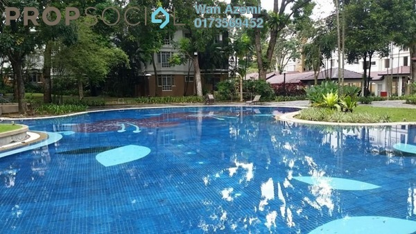 Condominium For Rent in Bungaraya Condominium, Saujana Freehold Fully Furnished 3R/2B 3k