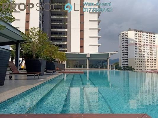 Condominium For Sale in Glomac Centro, Bandar Utama Freehold Unfurnished 3R/2B 723k