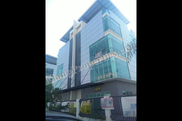 Factory For Rent in Taman Sungai Jati, Klang Freehold Unfurnished 0R/0B 9k