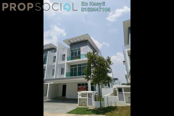 Semi-Detached For Sale in Clover @ Garden Residence, Cyberjaya Freehold Unfurnished 6R/6B 1.85m