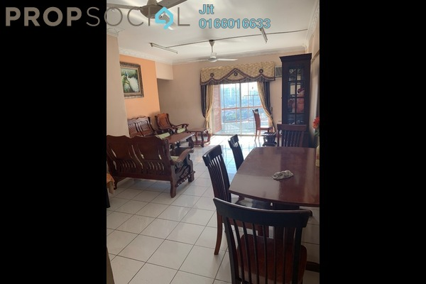 Condominium For Rent in Sri Lata, Desa Petaling Freehold fully_furnished 4R/3B 1.6k