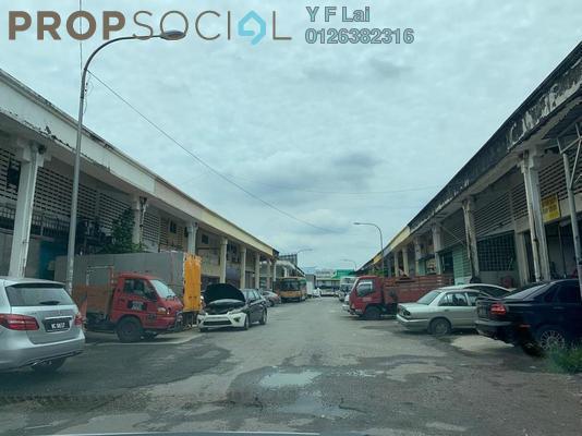 Factory For Sale in Taman Sungai Besi, Sungai Besi Leasehold Unfurnished 2R/1B 1.05m